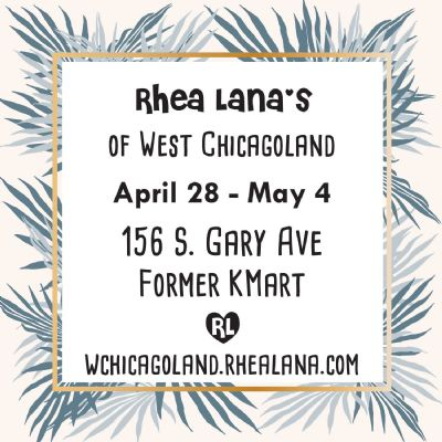 Rhea Lana's of West Chicagoland Spring 2019